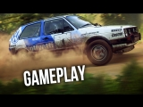 DiRT Rally 2.0 Геймплей