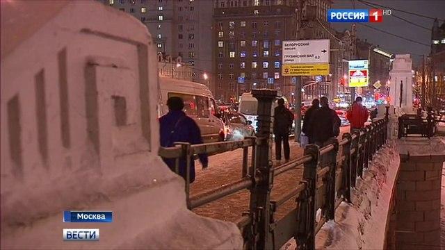 Вести Москва Оттепель в Москве на дорогах скользко в аэропортах отменяют рейсы