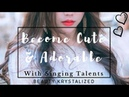 ♡Become Cute Adorable with Singing Talent ♡ MEGA Subliminal