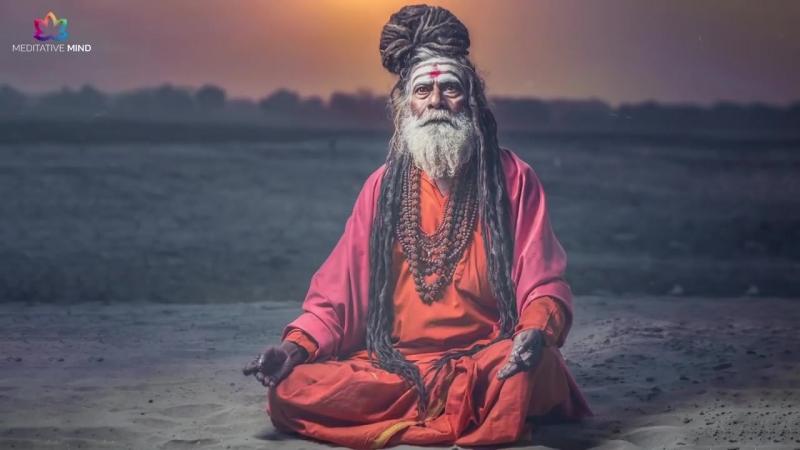 Чистые вибрации позитива - индийская медитативная __ Indian Flute Meditation Music