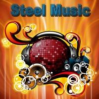 Логотип Прокат звукового оборудования Steel Music