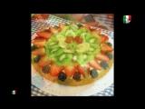 Torta con frutti di bosco