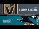 Stanley Cup Playoffs 2018 WC R2 Game  6 Vegas Golden Knights-San Jose Sharks