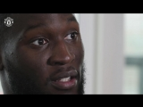 Romelu Lukaku reacts to Manchester United 5-5 West Brom classic!