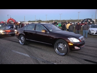 USA ZOLL VIP EXC}}}R30 DUB__W221 MERCEDES-BENZ S550 Candy Rootbeer {{{ HD 2018