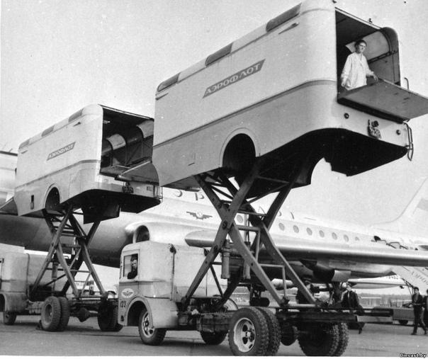 Аэродромный автолифт АЛ-1