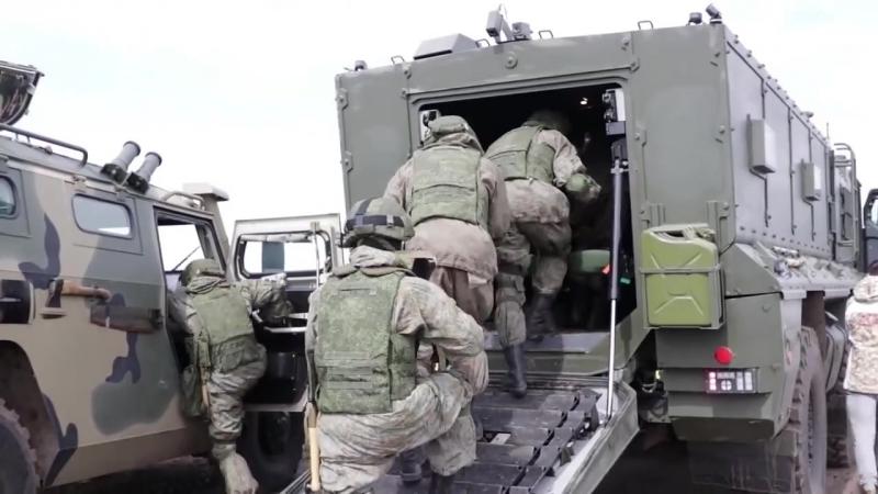 24-я ОБрСпН, занятия на полигоне | Anti Terror Forces | ATF