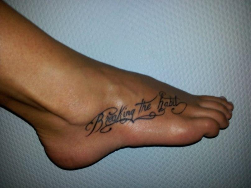 Grateful Dead Lyric Tattoos