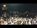 Milmars на разогреве The Rasmus в Мурманске (6.04.18)