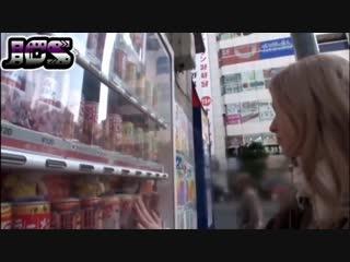 Blonde in Tokyo - Abigaile Johnson