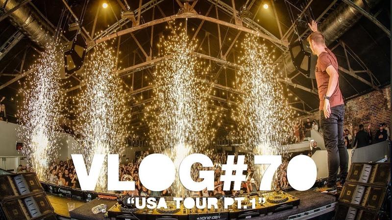 Armin VLOG 70 - USA Tour, Pt. 1