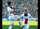 Zlatan Ibrahimovic Magical Taekwondo Assist