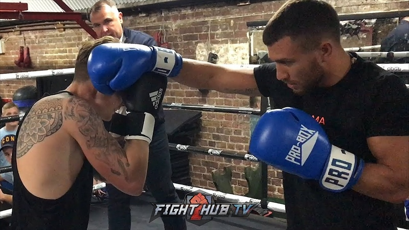 THE MATRIX DECODED! VASYL LOMACHENKO REVEALS RING SECRETS TO YOUNG BOXERS