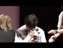 SOUNDWAVE FANSIGN 180602 @BTS twt Despite warnings from Taehyung to not post videos