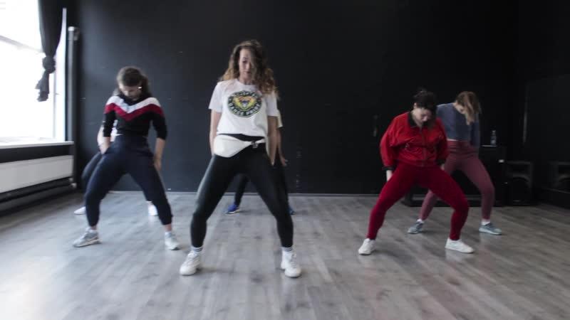 REGGAETON WEEKEND.SV Select 1 Choreo by Anna Bedenyuk || Deejay Telio Deedz B Esfrega Esfrega