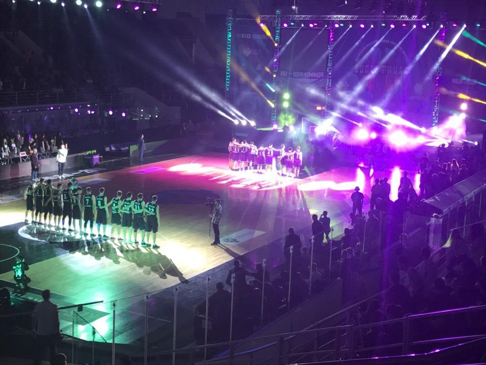 Суперфинал чемпионата школьной баскетбольной лиги «КЭС-БАСКЕТ»