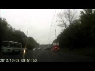 Саранск, 8 Октября, Смертельные шашки ВАЗ 2114, Авария 2013 ДТП №1263