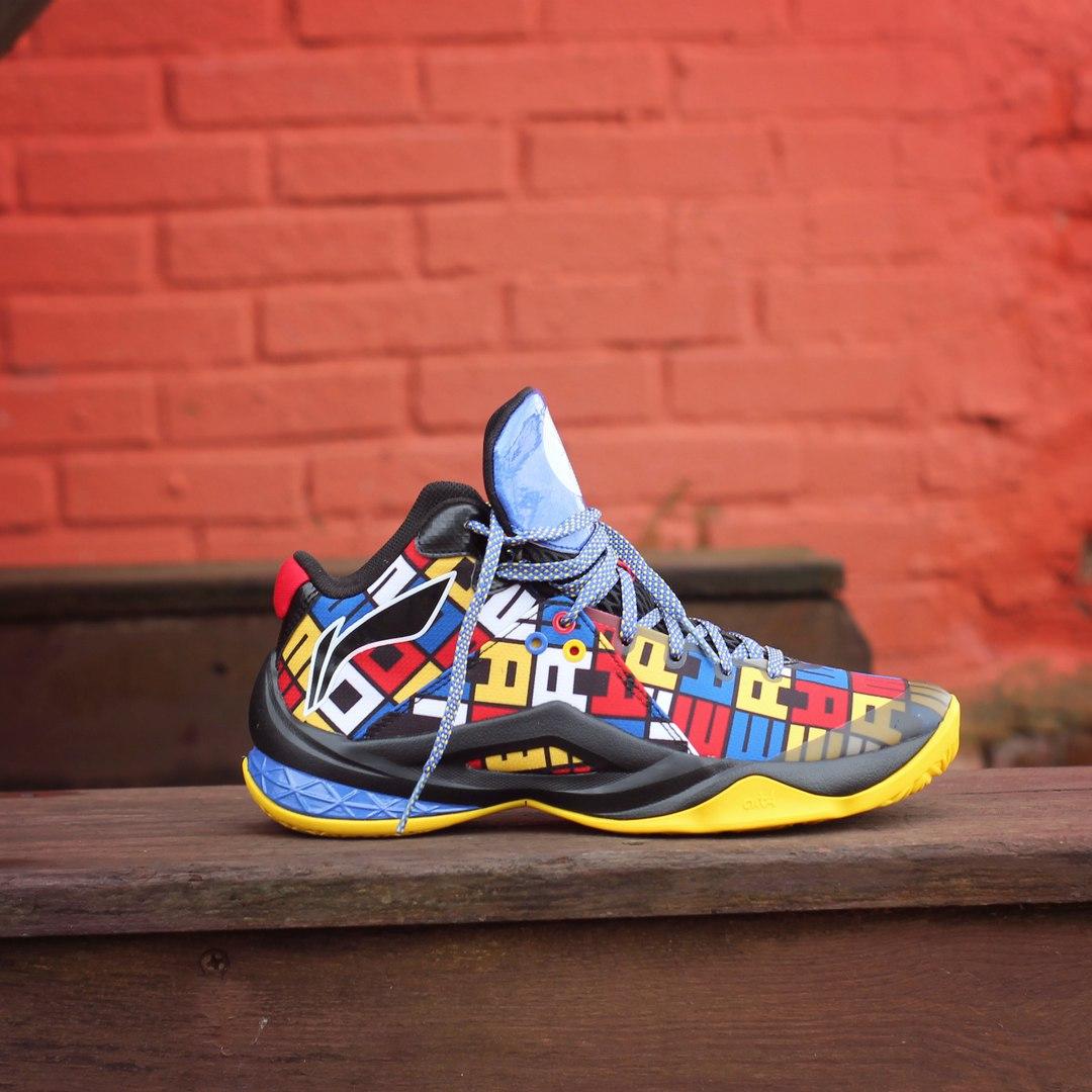 Баскетбольные кроссы из профессиональной линейки Li-ning