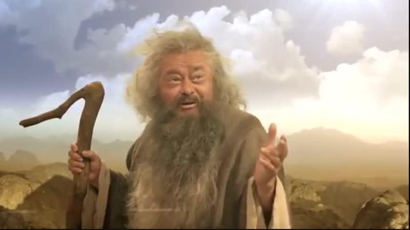 Пророк Моисей и 613 заповедей