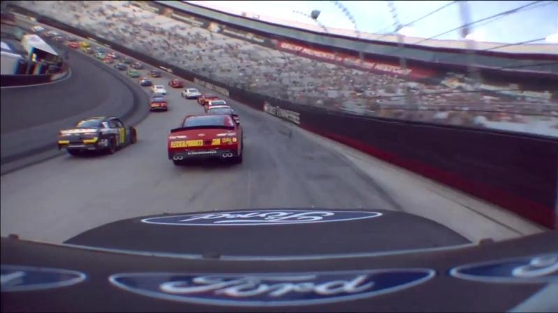 60 - Chase Briscoe - Onboard - Bristol - Round 22 - 2018 NASCAR XFINITY Series