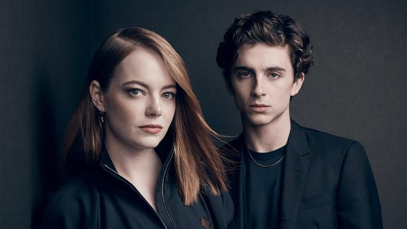 Timothée Chalamet Emma Stone - Actors on Actors - Full Conversation