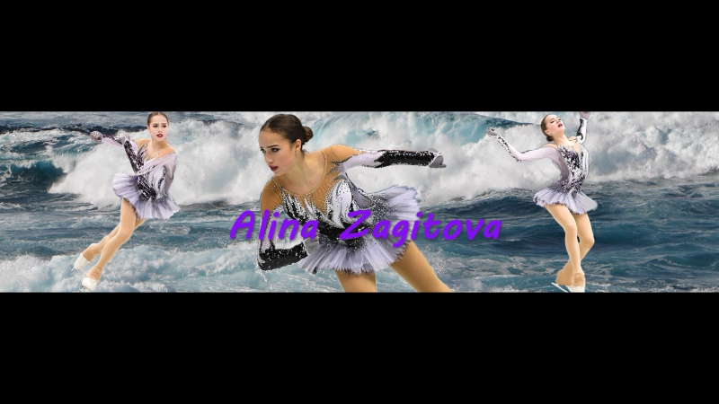 фан видео Алина Загитова burt in down