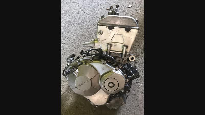 Проверка двигателя Honda CBR600RR (PC37E) перед отправкой клиенту | motod.ru