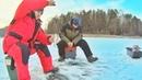 Первый лед 2018. Мормышка. Вот и мы открыли зимний сезон рыбалки.