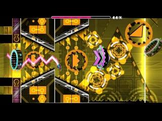 Geometry Dash (Demon) - Voltage Blast by Manix648 LazerBlitz