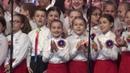 Славься! (М.Глинка, оп.Иван Сусанин) - Сводный хор Фестиваля Поющий Подольск-2017