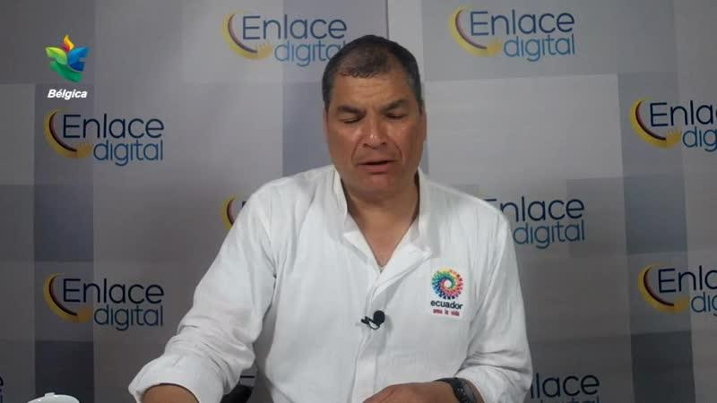 Rafael Correa - Sobre la crisis carcelaria y el matrimonio igualitario