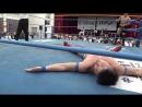 Kento Miyahara, Joe Doering, Yuji Hino vs. Suwama, Zeus, Ryoji Sai (AJPW - Champion Carnival 2018 - Day 8)