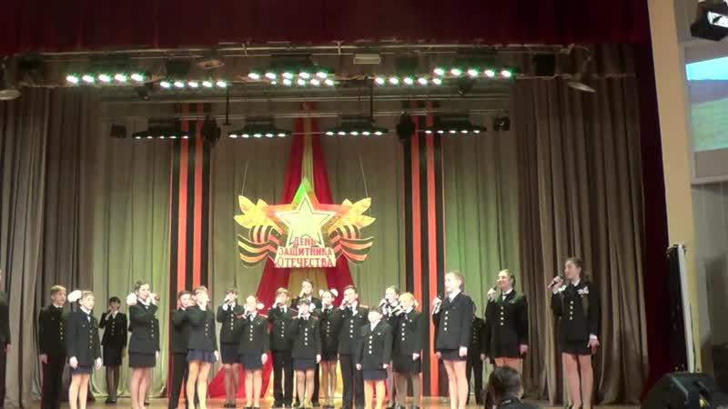 Битва хоров средняя группа (5-8 классы)