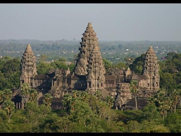 Взрывая историю: Затерянный храм в джунглях Ангкор Ват - Камбоджа