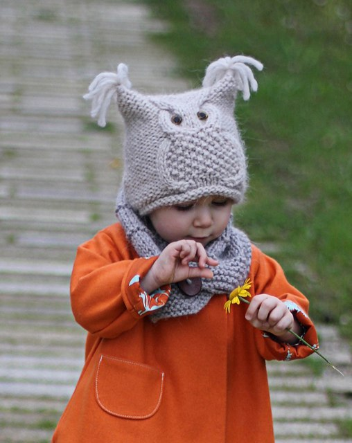 Вязанные детские шапочки своими