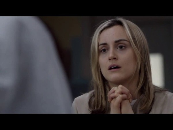OITNB 1x12 piper prays for forgiveness