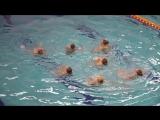 Соревнования по Синхронному Плаванию 18 и 19 мая 2018 год.