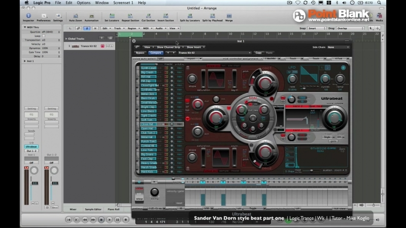 12 SVD style beat part one