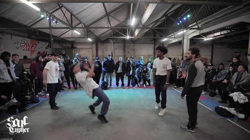STIXX SATOSHI VS B SMART DENKO | HIP-HOP FINAL | SOUL CYPHER P. 7 | Danceproject.info