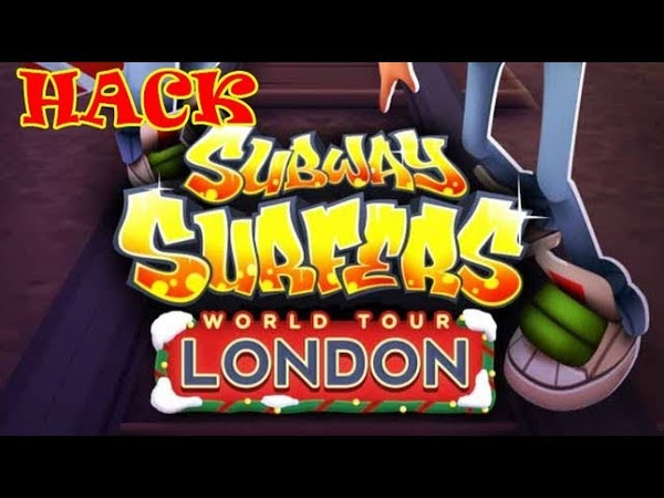 Subway Surfers new update V1.96.0 - Jamie in LonDon