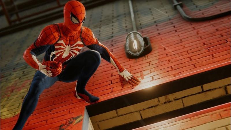PS4『Marvel's Spider-Man』「Turf Wars」宣傳影片