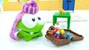 Giochi per bambini OmNom fa la vacanza Giocattoli educativi