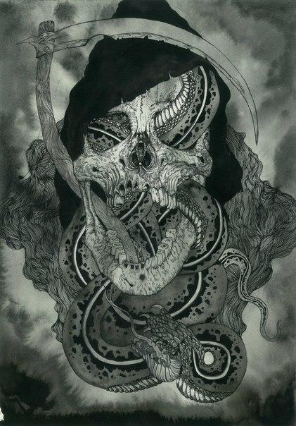 Death Аrt №1