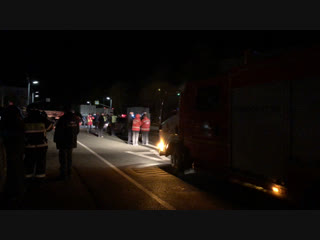 12 человек погибли под Чебоксарами в маршрутке Канаш-Москва