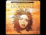 Lauryn Hill - Sweetest Thing (mahogany remix).wmv
