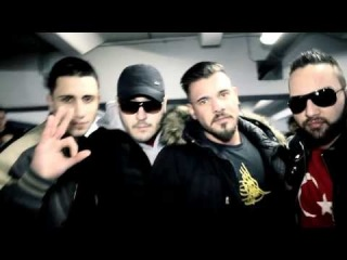 Oguz-Rap ft. Rax, Em-G (Ayyildiz Records) & Bin Basi - Osmanli Torunu (Prod. by A7-Media & Peer)