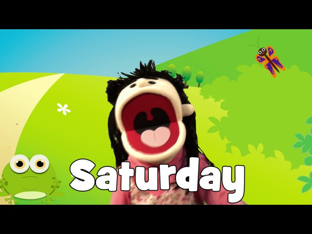Days of the Week Song | Maple Leaf Learning