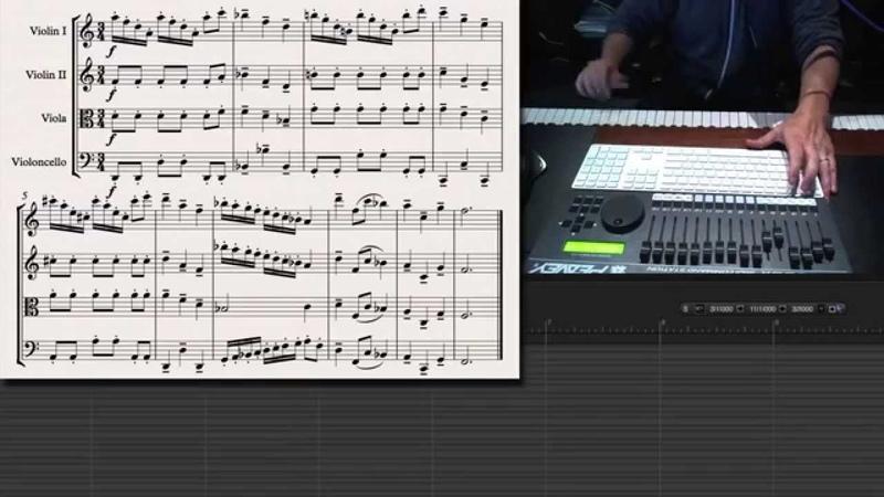 Sample Mockup Quick Tips Strings Ensemble