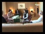 RTG - La première dame, Sylvia Bongo échange avec Victoria Beckham