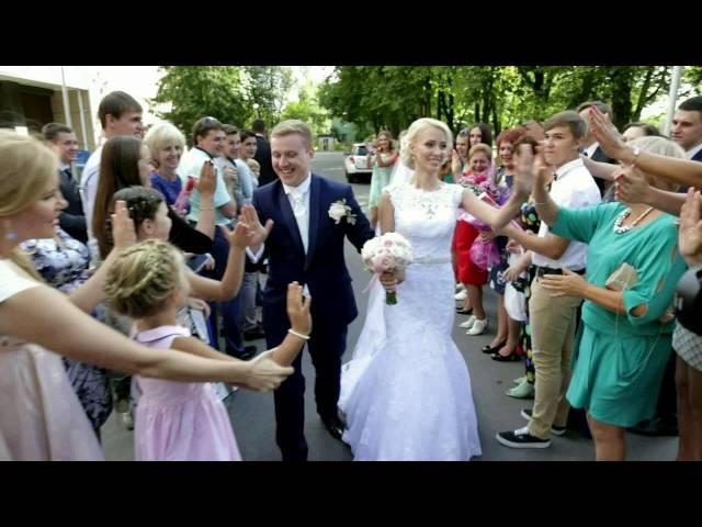 Игорь Кристина - Видеограф Андрей Сыч - Свадьба - город Речица